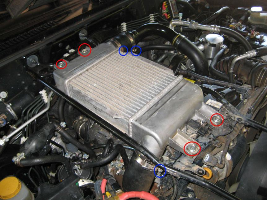 CRD EGR Block - Instructions with photos | Patrol 4x4 - Nissan