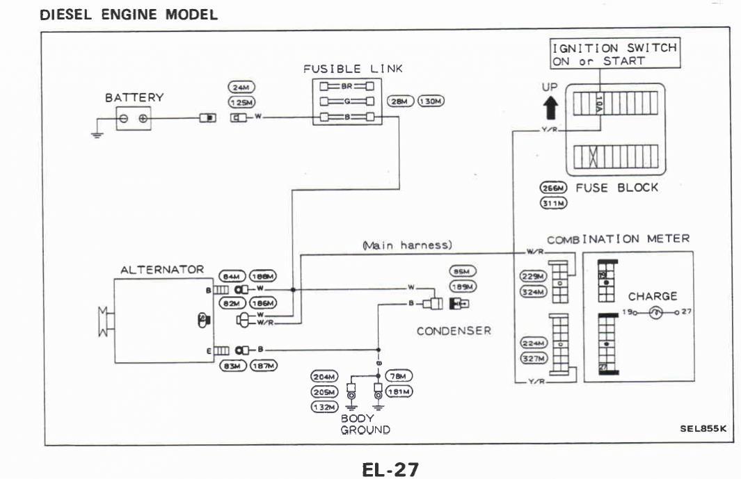 Help Please Td42 Alternator Overcharging Patrol 4x4 Nissan Patrol Forum