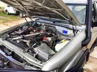 Radius Fabrication High Mount Manifold   Patrol 4x4 - Nissan