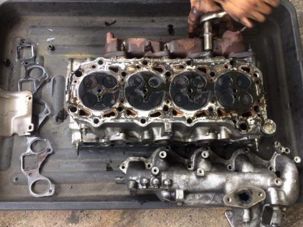 Zd30 Engine Problems