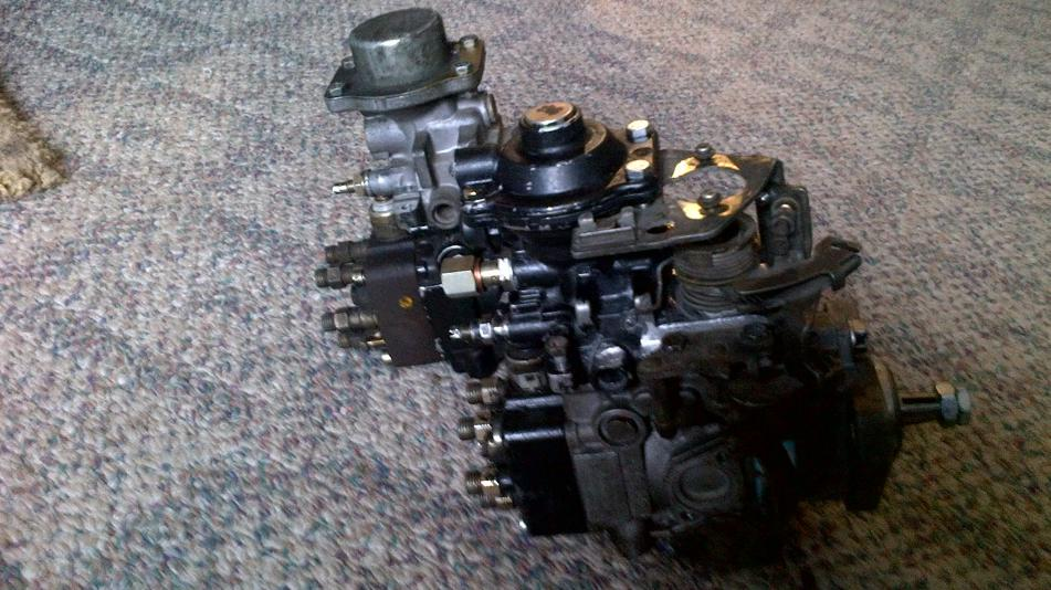 Bosch VE injection pump | Patrol 4x4 - Nissan Patrol Forum