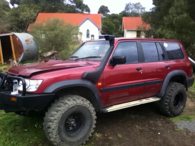 JayKebabs Ls1 GU build   Patrol 4x4 - Nissan Patrol Forum