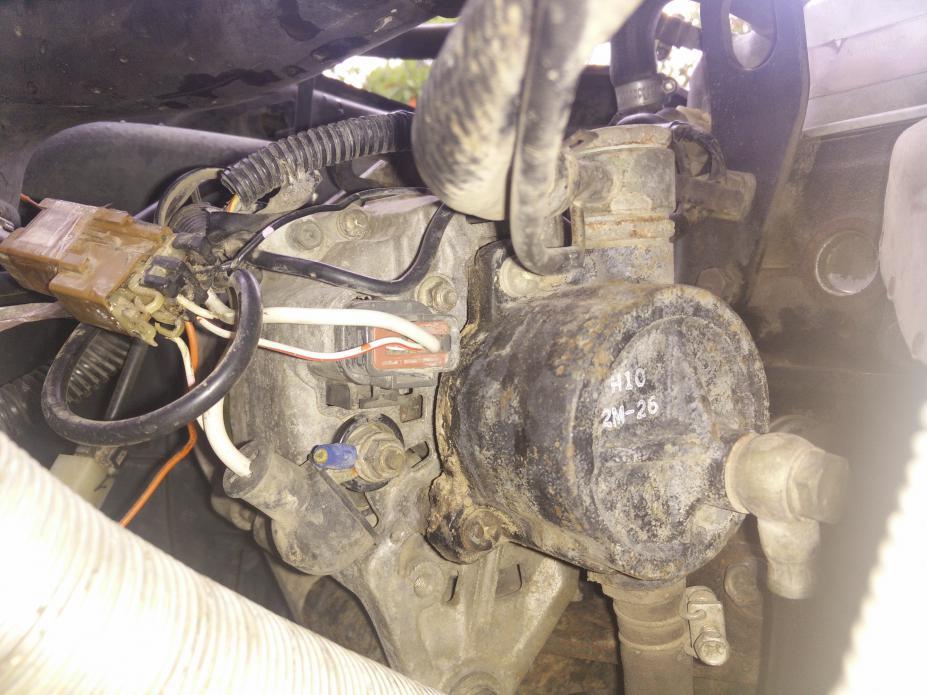 Gq Td42 Alternator Connections Patrol 4x4 Nissan Patrol Forum