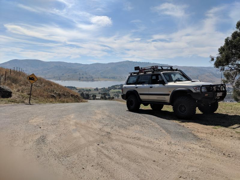 Noisy Kettle :P   Patrol 4x4 - Nissan Patrol Forum