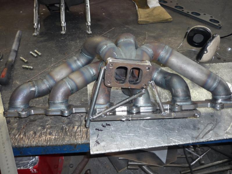 Which manifold Cast Log or Custom Hi Mount | Patrol 4x4