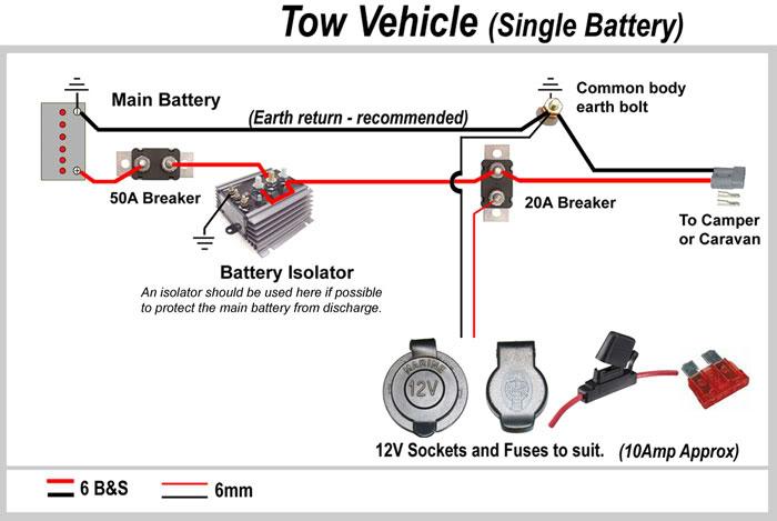 Dual Battery Setup Patrol 4x4, Anderson Plug Wiring Diagram