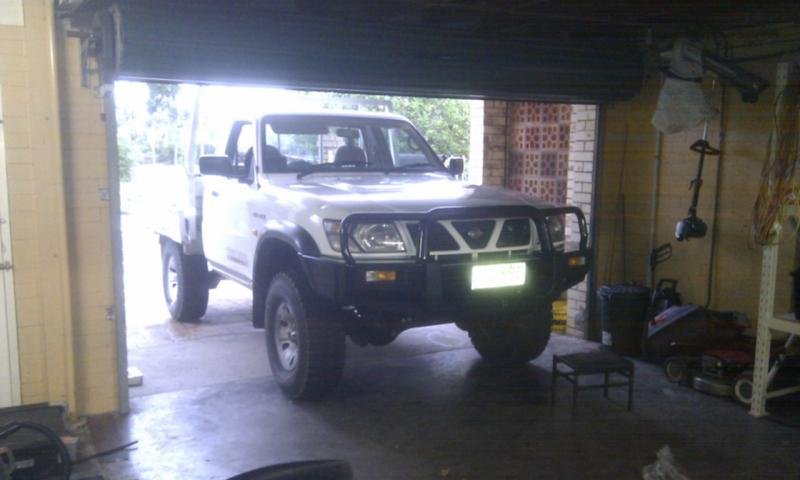 Showcase cover image for aaron.lewis1's 2002 Nissan Patrol Cab Chassis