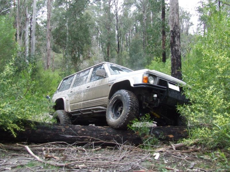Showcase cover image for azzamgq's 1992 Nissan Patrol GQ