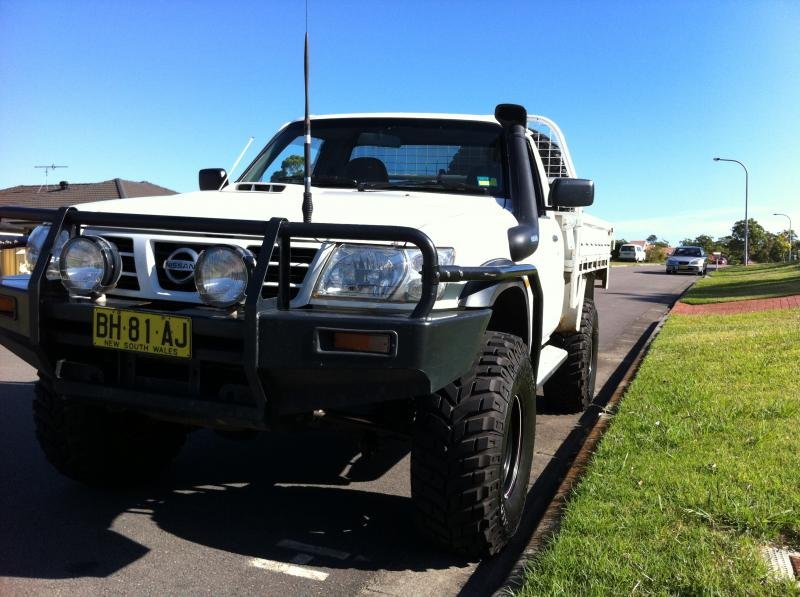Showcase cover image for Cam852's 2004 Nissan Patrol GU
