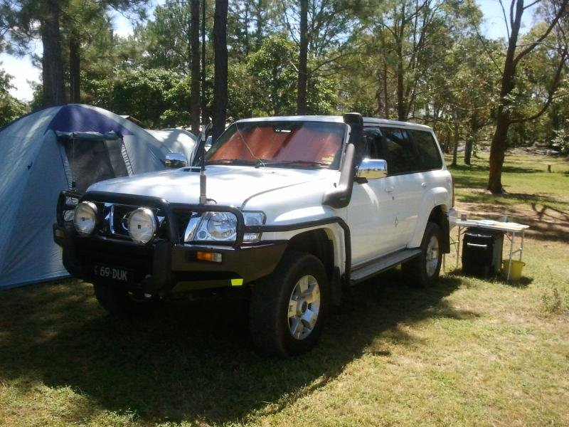 Showcase cover image for Duck68's 2005 Nissan Patrol