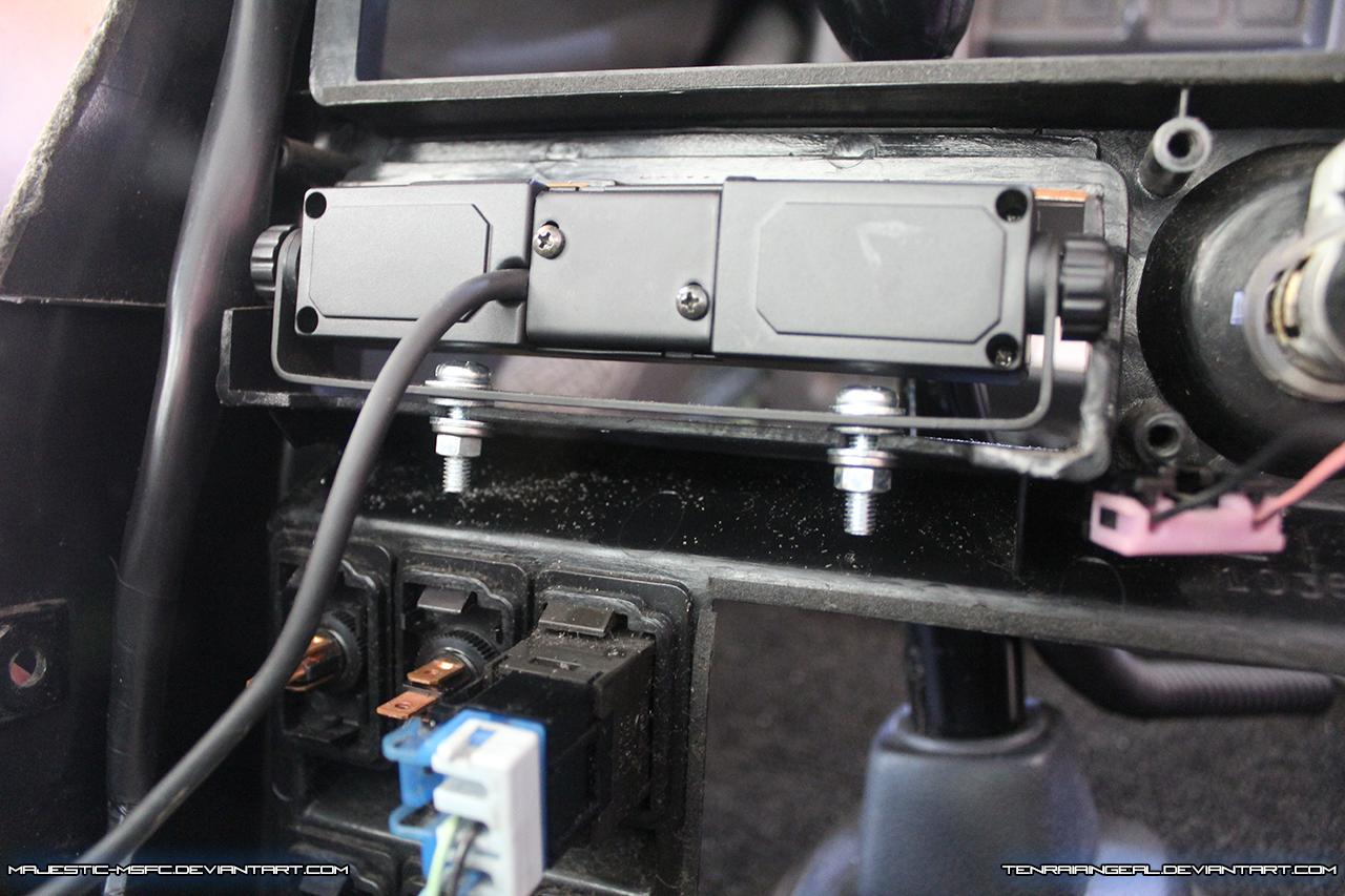 GME TX-3520S Install in GQ | Patrol 4x4 - Nissan Patrol Forum