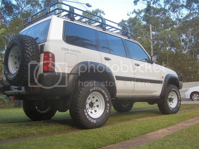 What Mud Tyres I Need Advice Patrol 4x4 Nissan