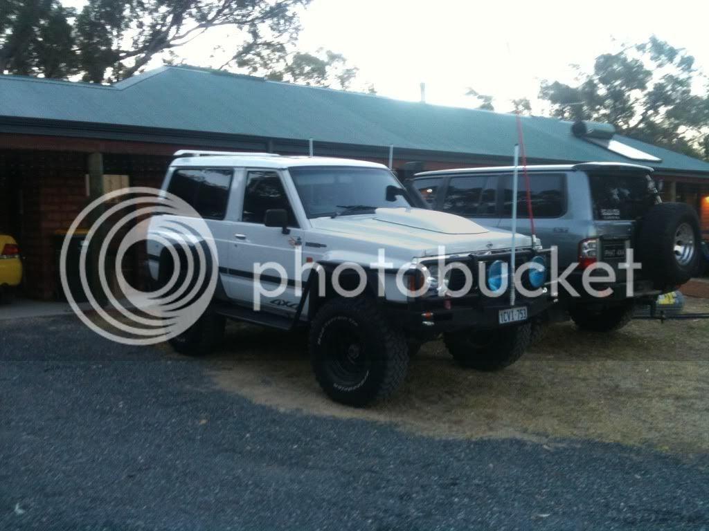 my GQ SWB and GU Wagon | Patrol 4x4 - Nissan Patrol Forum