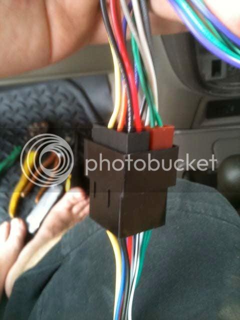 ing a Stereo   Patrol 4x4 - Nissan Patrol Forum Nissan Patrol Gu Radio Wiring Diagram on