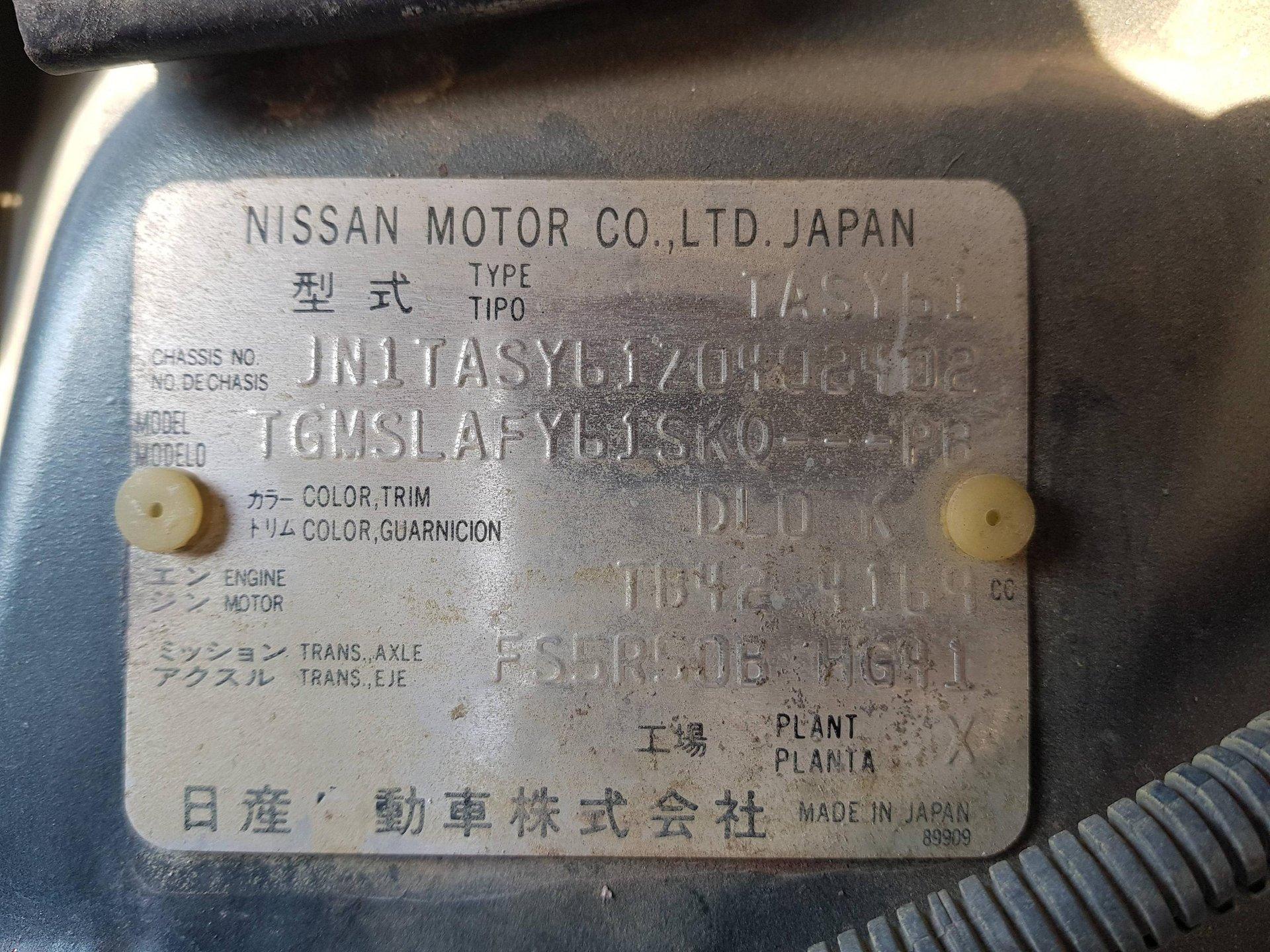 HELP - Identifying Rear Diff/Axle Type | Patrol 4x4 - Nissan