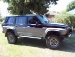 chester's 1988 Nissan patrol GQ
