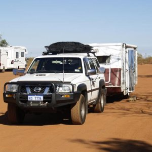 Sand Fire R/H, Starting a 17000kms trip 5 months from Rockingham WA, Kimberley, Alice, Tasmania, Victoria, South Oz