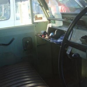 Doesn't look much different to a brand new 70 series cruiser in there does it !