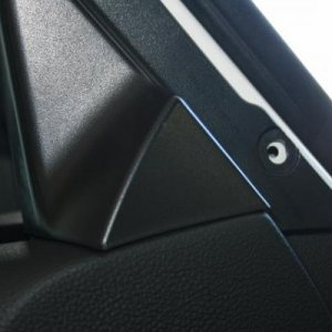 X Front left door mirror cover