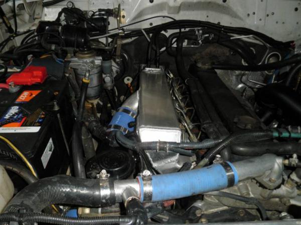 new intake manifold resized | Patrol 4x4 - Nissan Patrol Forum
